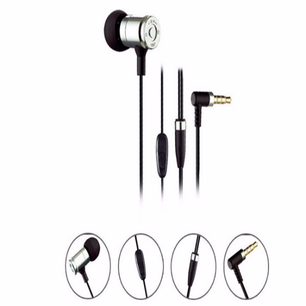 JBM MJ-007 In-ear Drive-by-wire Headphone for Tablet Ce