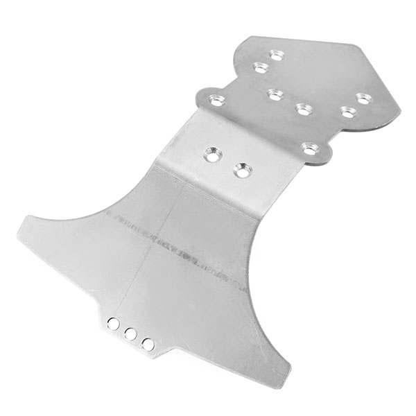 WLtoys Upgrade K494 1 10 Metal protection plate Frame Anti-collision Front Bumper Plate  - Photo: 2