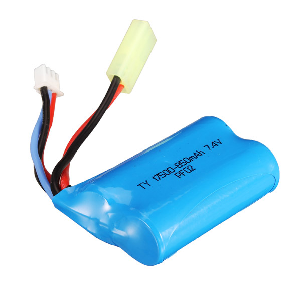 Pxtoys 1/18 RC Truck HJ209131 7.4V 850mAh Lithium Battery PX9300-31 RC Car Spare Parts - Photo: 1