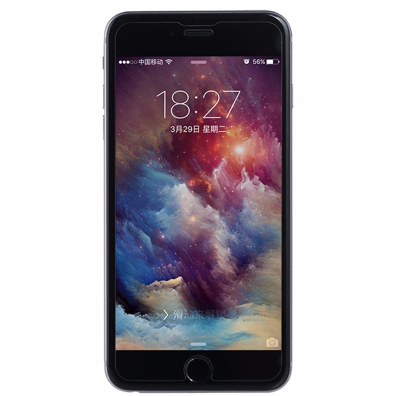 Benks 0.08mm Shatterproof Explosionproof Tempered Glass Screen Protector For iPhone 6/6s Plus