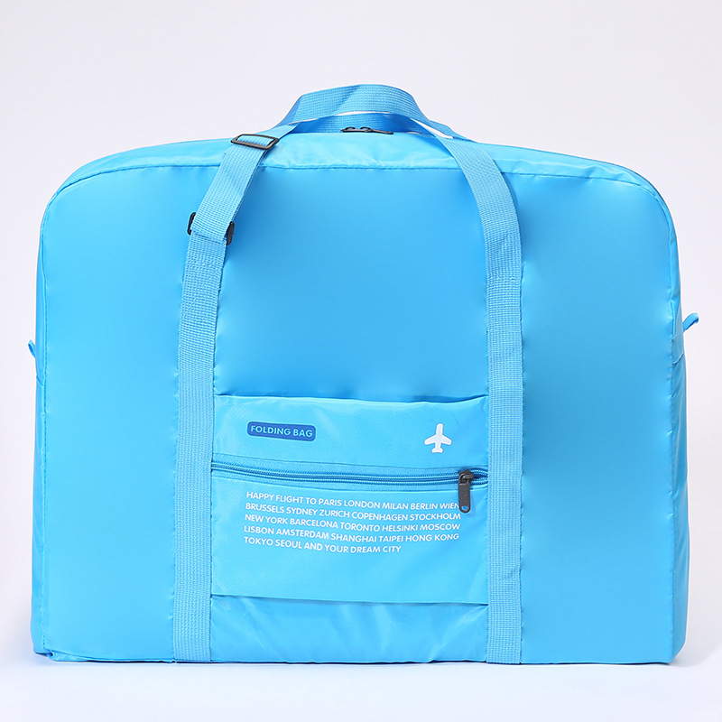 Folding Nylon Capacity Travel Storage Bags