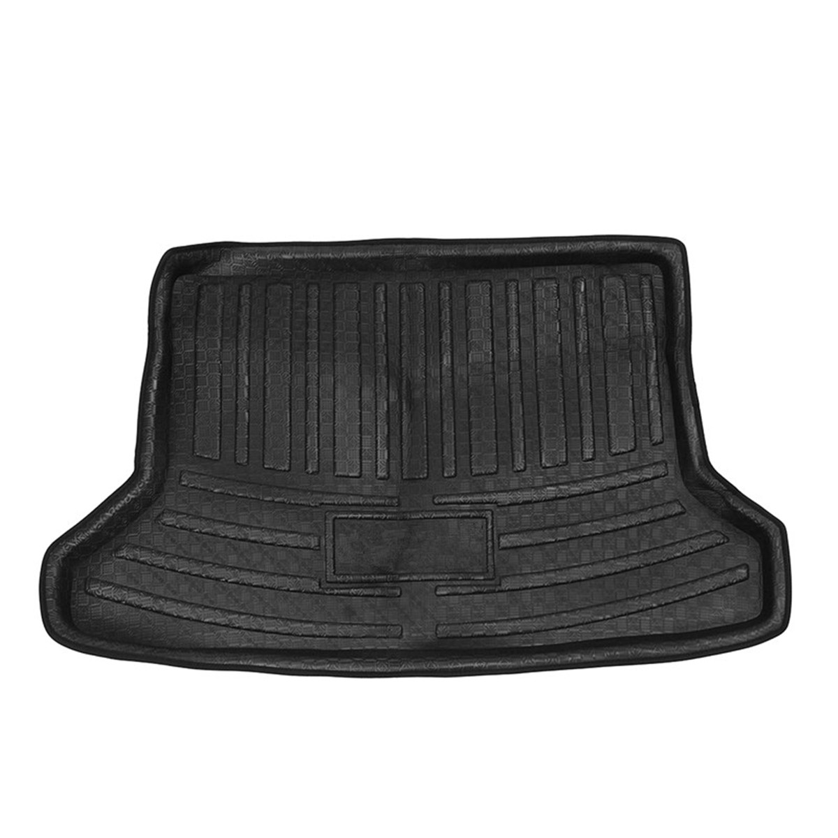 Car Rear Trunk Boot Liner Cargo Mat Floor Tray For Hond