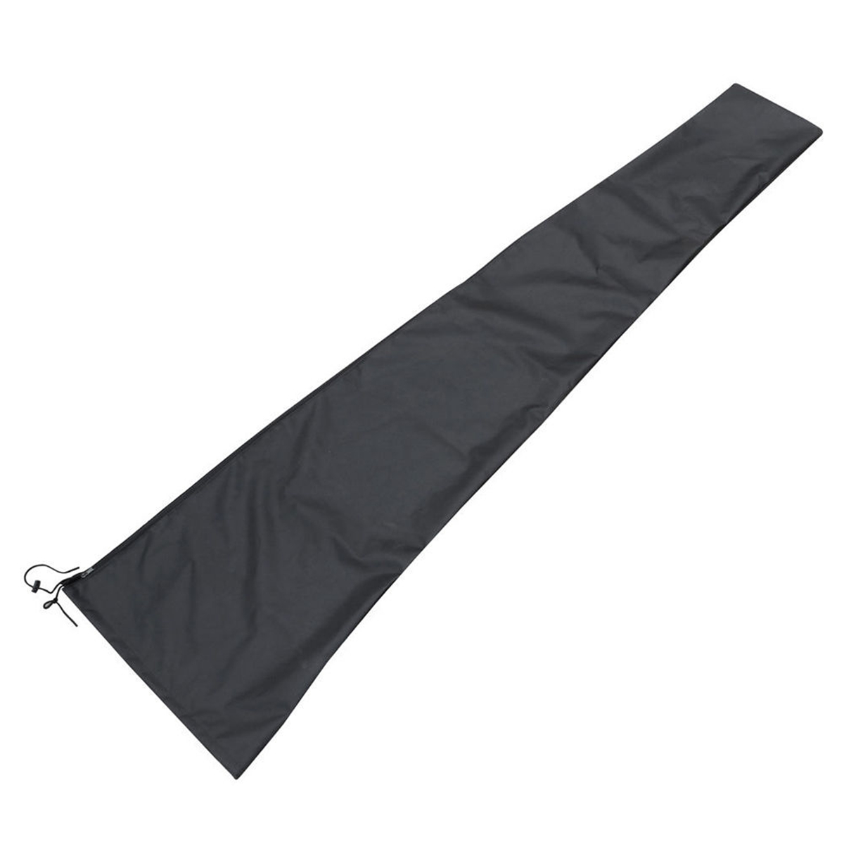 Patio Umbrella Covers With Zipper: Outdoor Waterproof Patio Umbrella Canopy Cover
