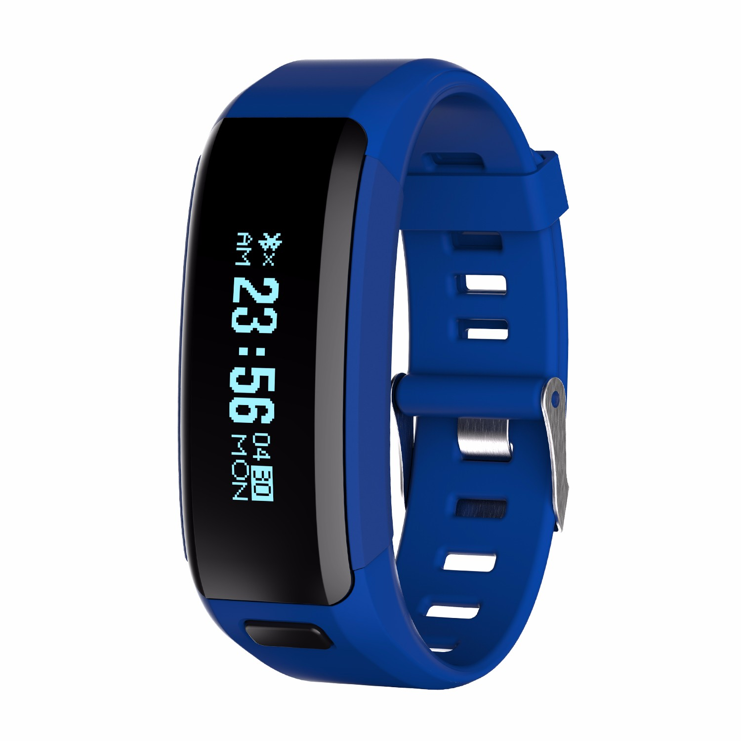 NO.1 Smartband F1 0.91 Inch IP68 Waterproof Heart Rate 230mAh Smart Bracelet