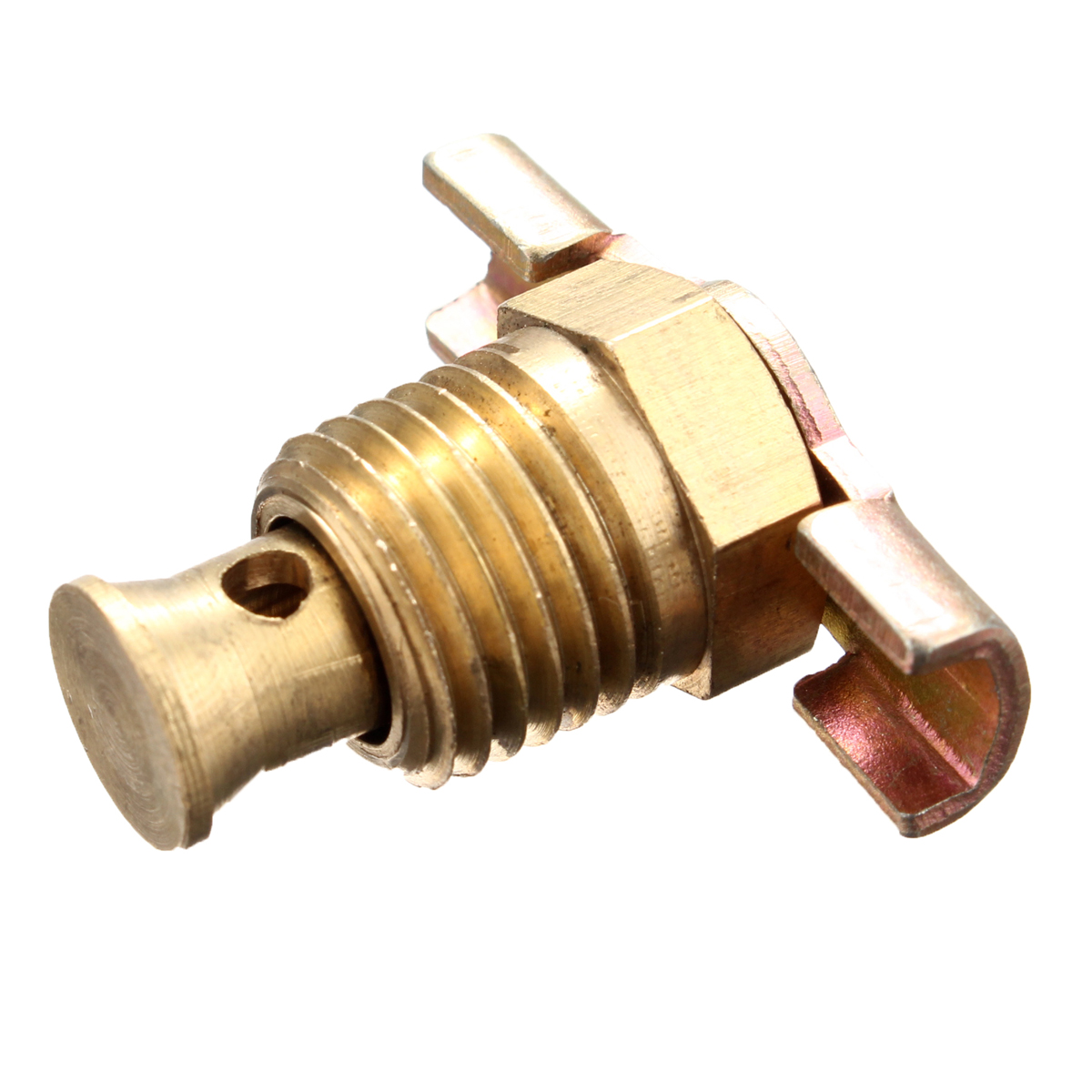 ″ npt brass tank drain valve for air compressor with