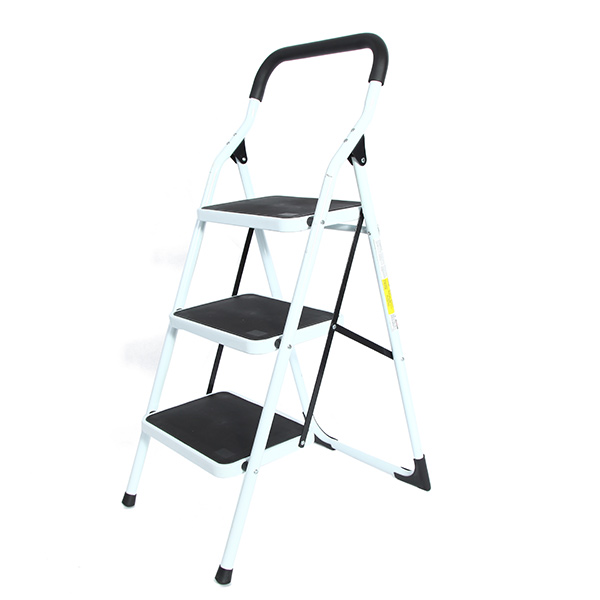 Luxury 3 Step Folding Step Stool