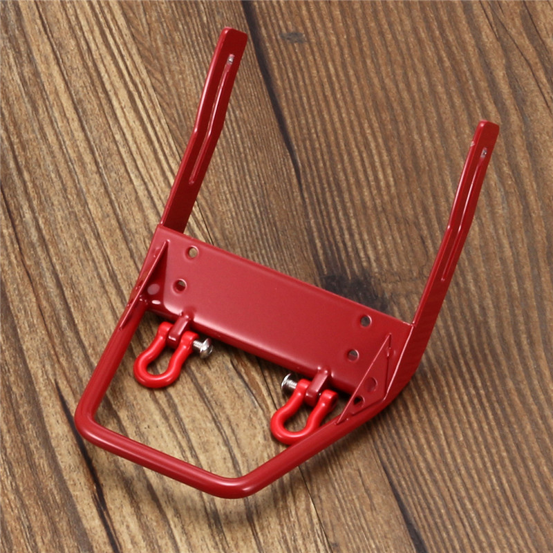 Speed Steel Front Bumper Winch Mount For Axial SCX10