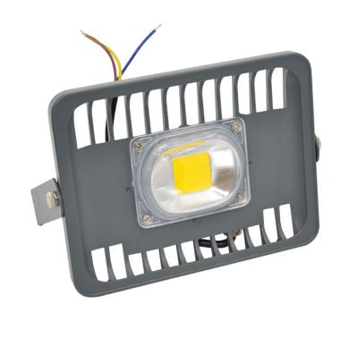 AC90-265V 30W/50W/100W Warm White Light COB LED Floodlight