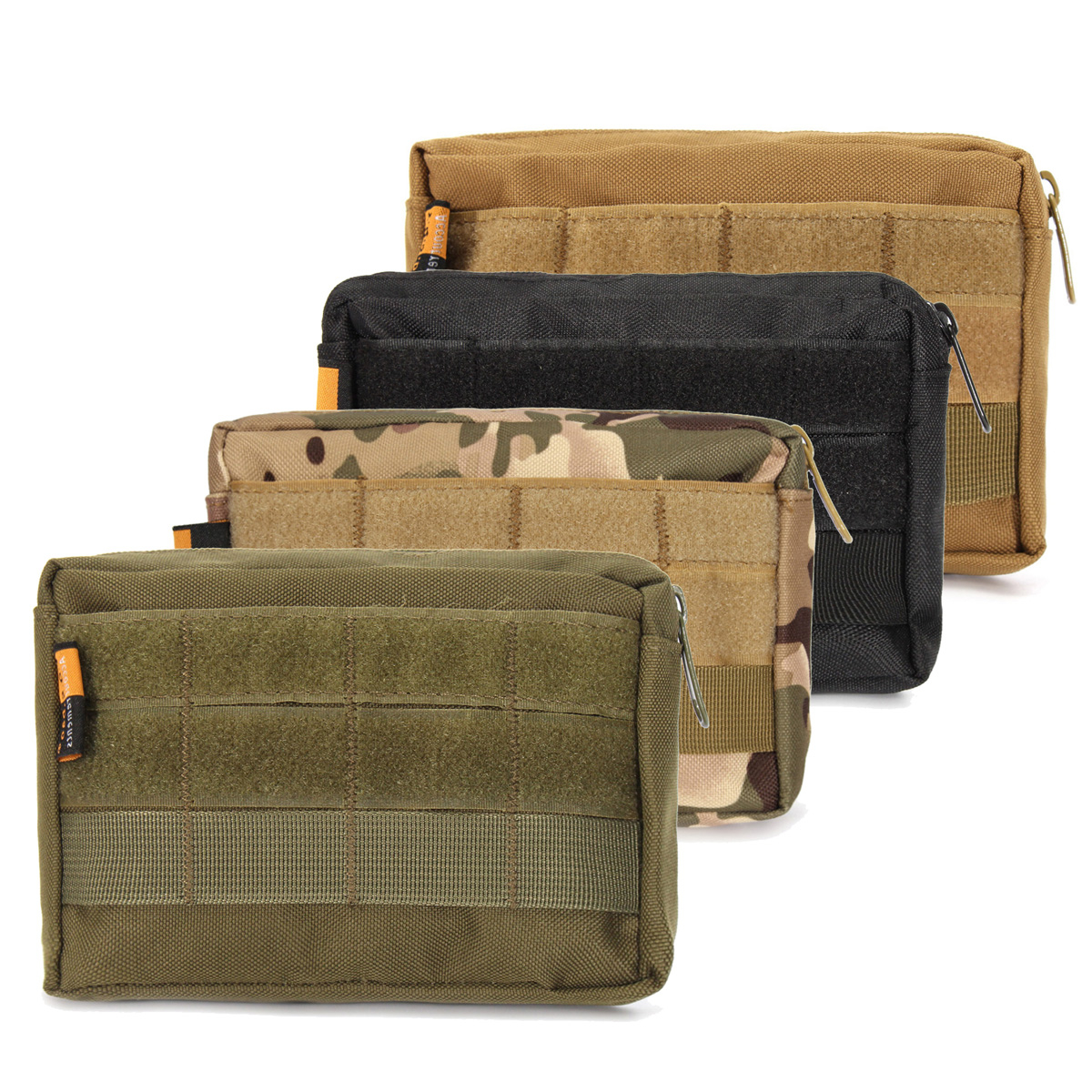 Waterproof Waist Pouch Bag Pack Military Tactical Campi