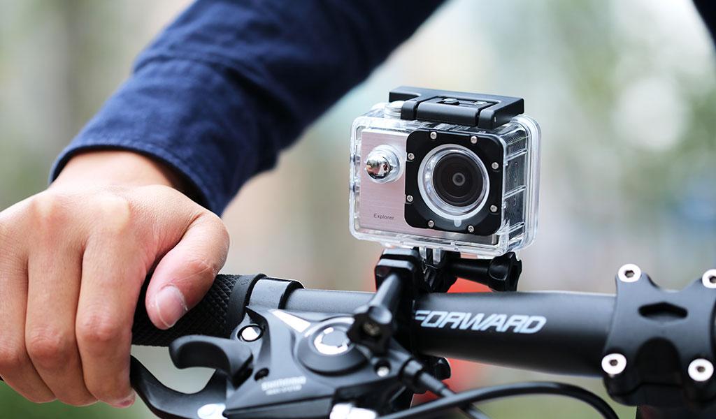 mgcool explorer 4k wifi action sport camera 170 allwinner v3 chipset imx coms sensor 30m. Black Bedroom Furniture Sets. Home Design Ideas