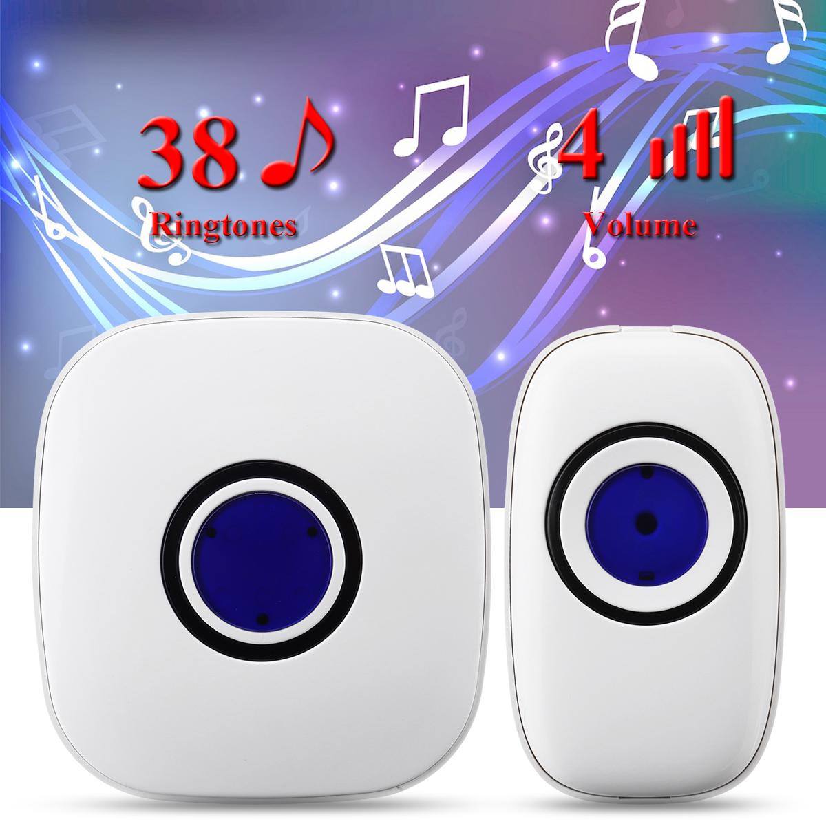 Ring Doorbell Ringtones