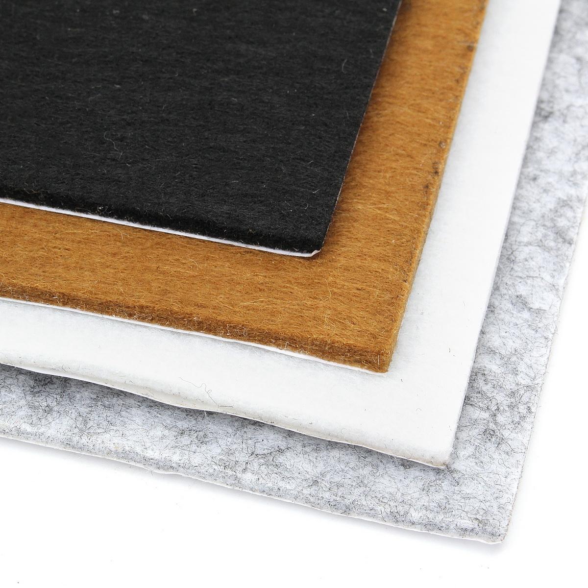 Felt Furniture Protection Pads Self Adhesive Anti Skid