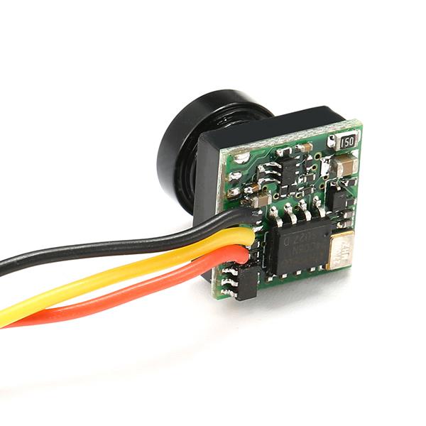 Kingkong Q25-Mini 5.8G 25MW 16CH VTX 600TVL CMOS 1/4 Micro FPV Camera   - Photo: 8