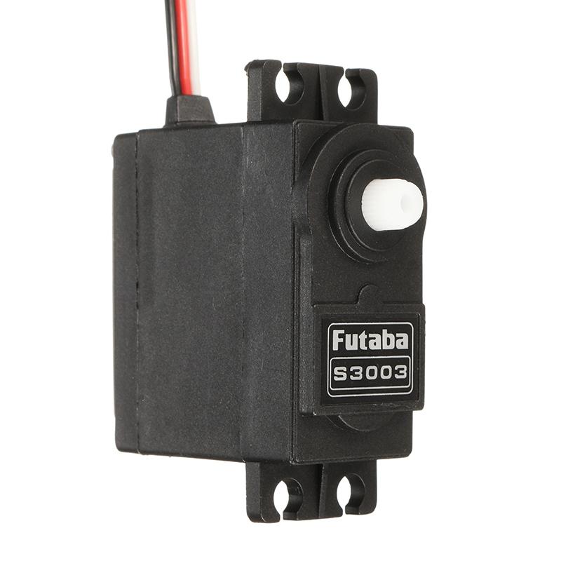 Genuine Futaba S3003 Standard Nylon Gear Servo For Remote Control Model
