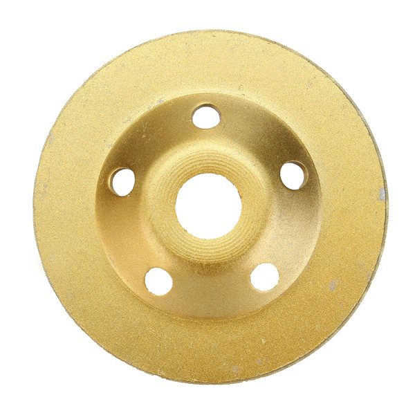 5 Inch Diamond Grinding Wheel Disc 5 Holes For Marble