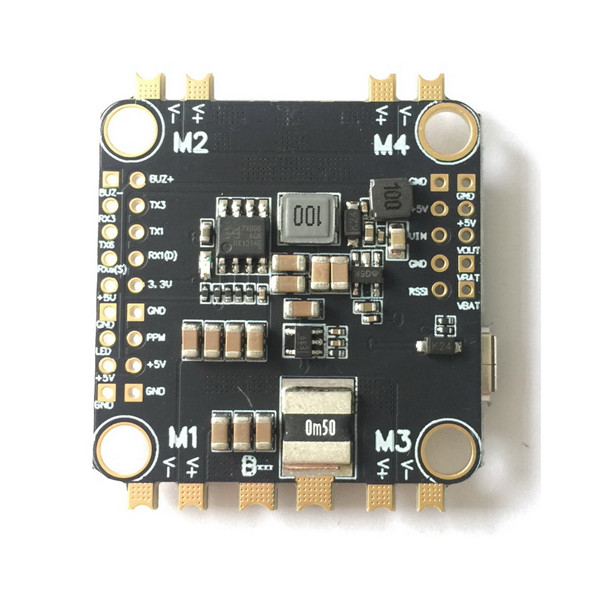 9.4g 30.5x30.5mm Omnibus F4 Flight Controller AIO OSD 5V BEC and Current Sensor