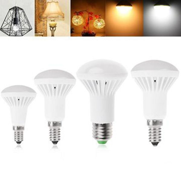 5W 7W 9W 12W R39 R50 R63 LED Globe Light Mushroom Bulb