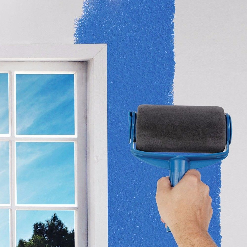 5 PCS Paint Roller Kit Pintar Facil Painting Runner Decor Professional Tools DIY