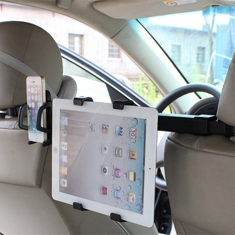 Universal 2 In 1 Car Phone Tablet PC Mount Holder For B