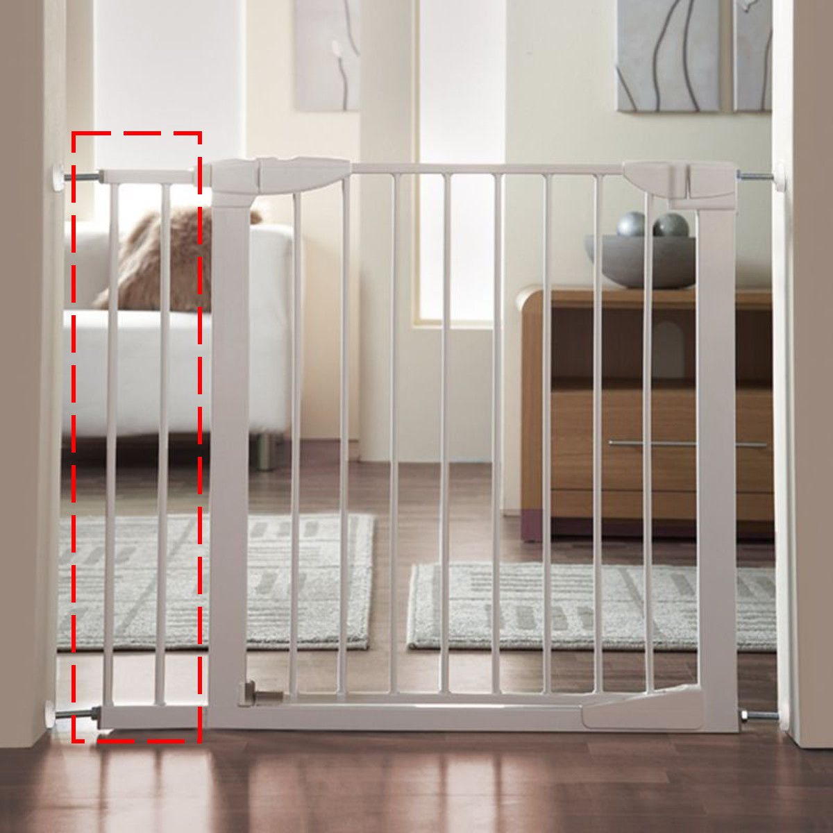 Other Building Materials 10cm Extension Safety Gate Baby