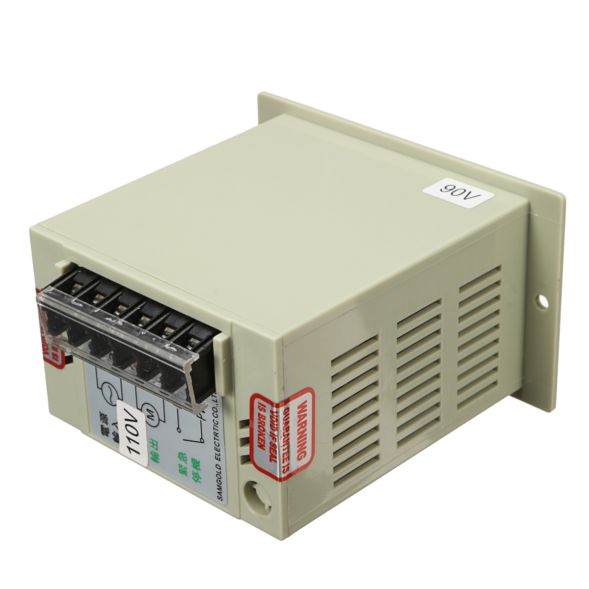 Dc 51 1 3 phase ac 110v motor speed controller variable for How to convert a dc motor to ac