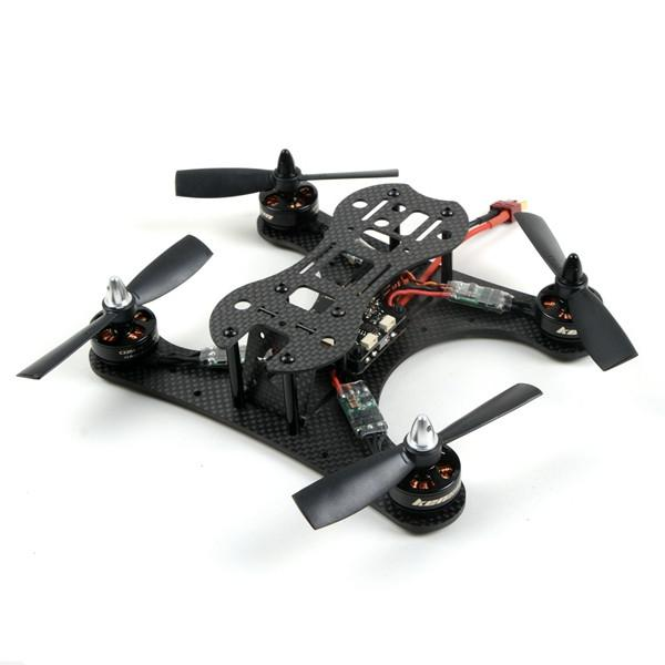 BG180 180MM Super Light Carbon Fiber Frame Kit for FPV Racer - Photo: 6