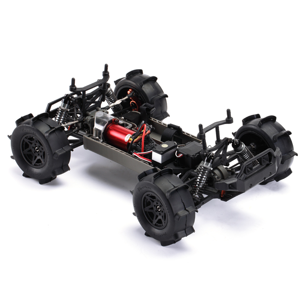 FS Racing FS-53692 1:10 2.4G 4WD Brushless Water Monster Truck  - Photo: 4