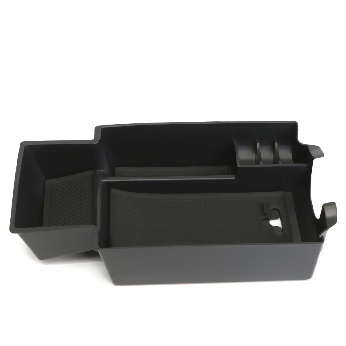 Buy 24CM Car Central Storage Box Holder w/Anti-skid Pads For Benz A B CLA GLA Series