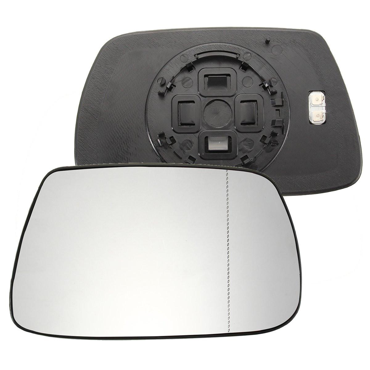 Miroir chauffant vitre passager droite pour jeep grand for Miroir chauffant