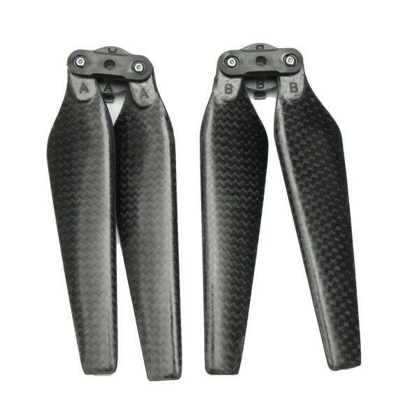 8330F Carbon Fiber Quick Release Folding Blade Propellers Props For DJI Mavic Pro Drone