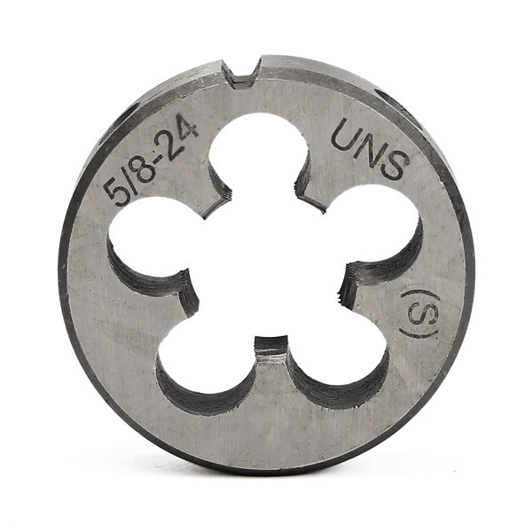 Buy 5/8-24 Muzzle Threading Die Adjustable Alloy Steel Round Thread