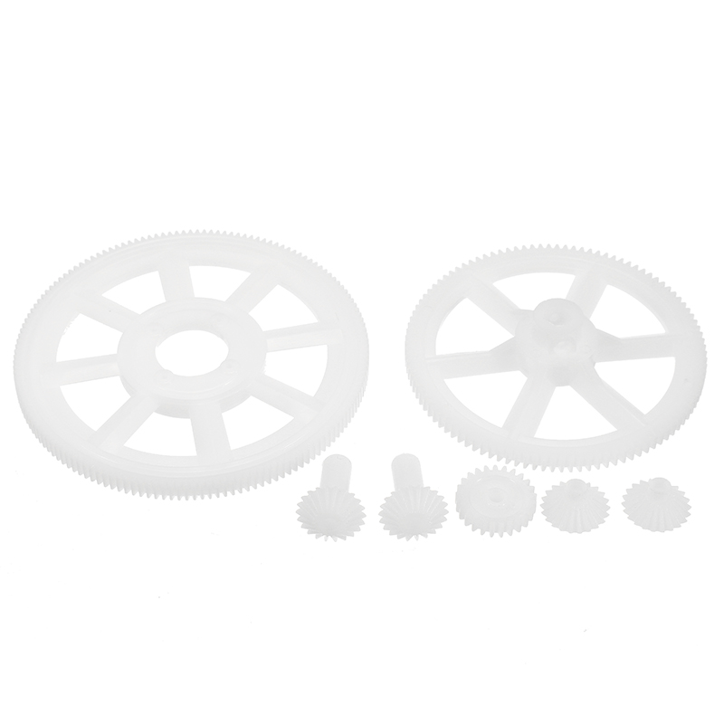 XFX 450 V2 RC Helicopter Parts Plastic Gears