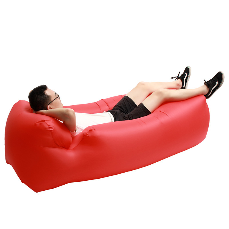 ipree outdoor travel pillow lazy sofa fast air inflatable be