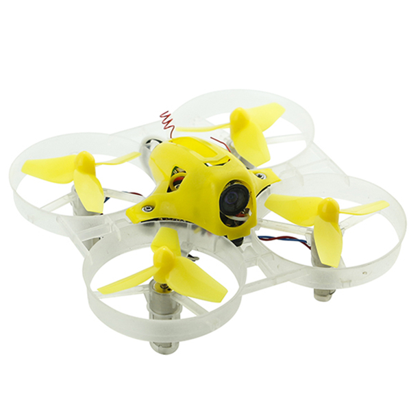 KINGKONG TINY7 75mm Micro FPV Quadcopter With 720 Brushed Motors Baced on F3 Brush Flight Controller