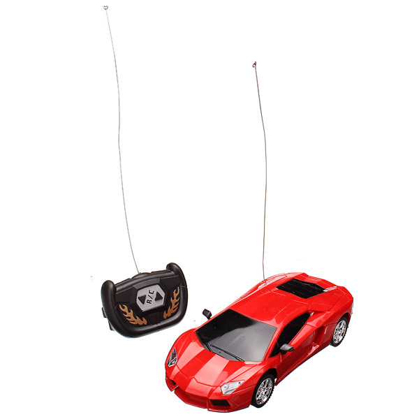 XZS 1/24 2CH RC Car Toy NO.1009-4 Kids Gift - Photo: 6