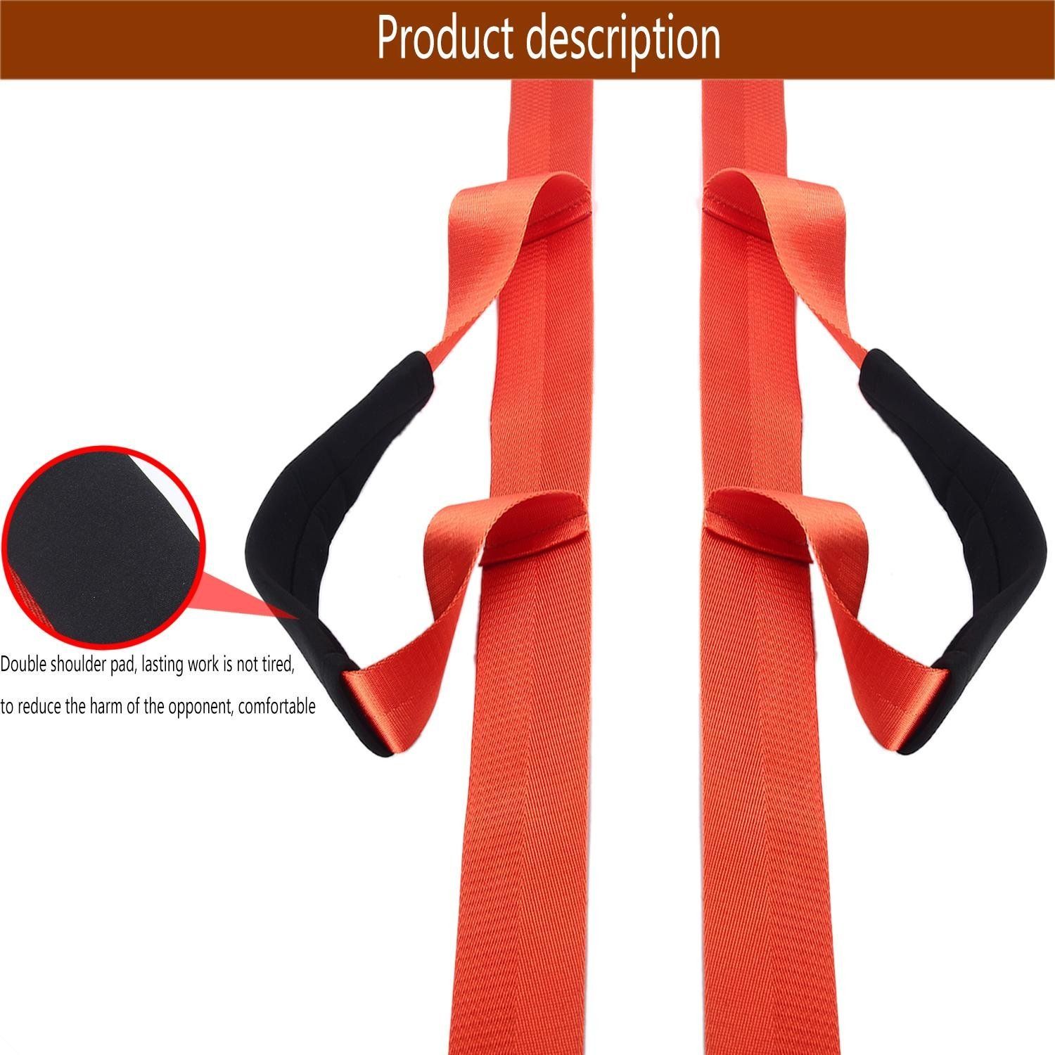 1 Person Furniture Lifting Moving Straps Carrying Belts