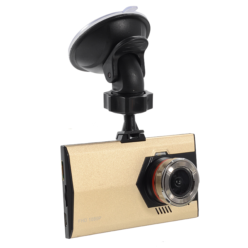Car DVR Camera 140 Degree Wide Angle HD Lens With Infra