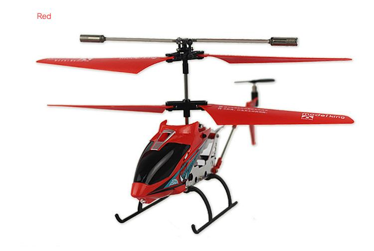Mould King 3.5CH Alloy Infraed RC Helicopter With Gyro  - Photo: 9