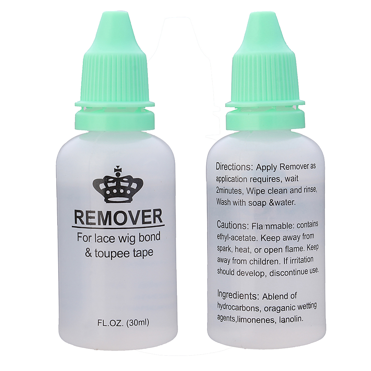 Wig Glue Remover for Lace Wig Bond Toupee Tape Hair Ex