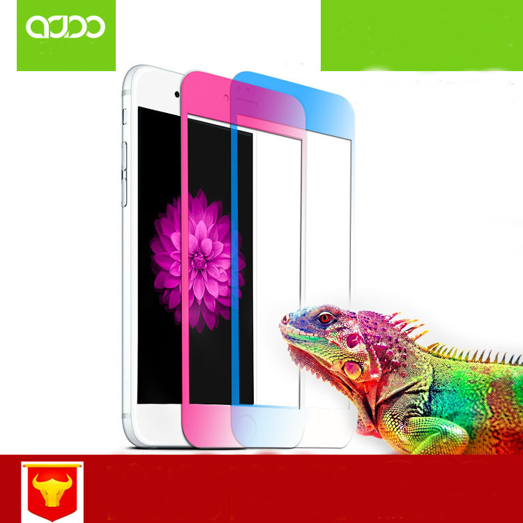 Adpo Nanometer 3D Chameleon Tempered Glass Screen Protection Film For iPhone 6 6S 4.7 Inch