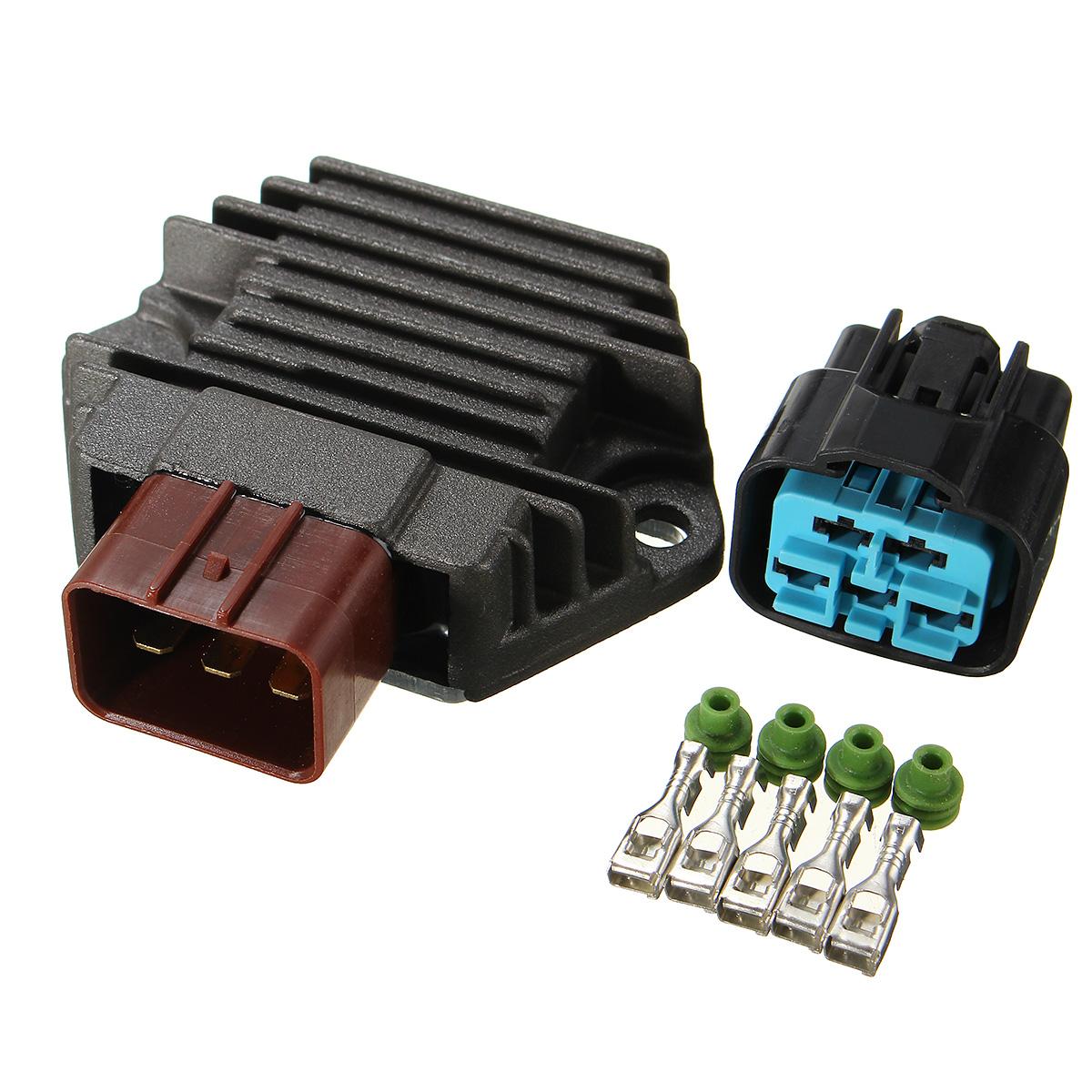 Voltage Regulator Rectifier For Honda TRX 350 Rancher 2