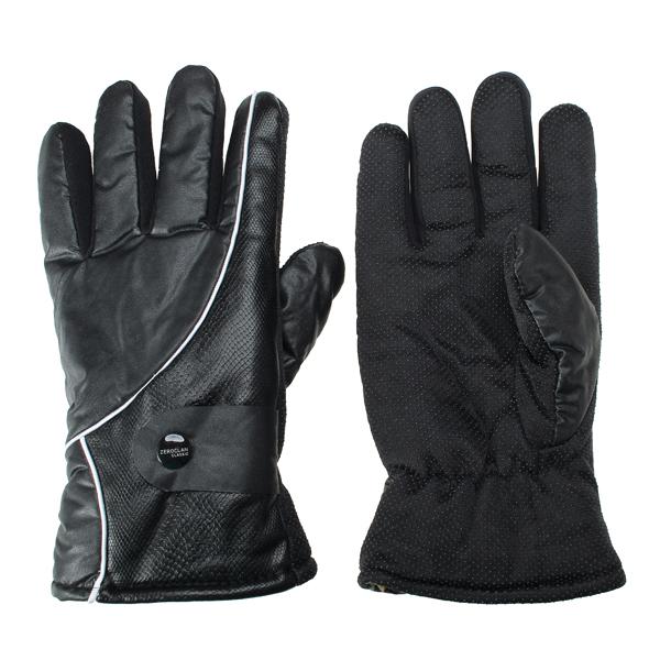 Men Winter Warm Full Finger Anti-Skidding Gloves For Motorcycle  Riding