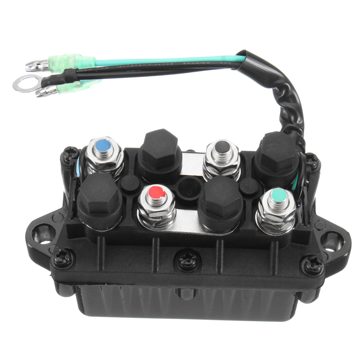 Motor Power Trim & Relay 3 Pin For Yamaha 30-90 HP 6H1-