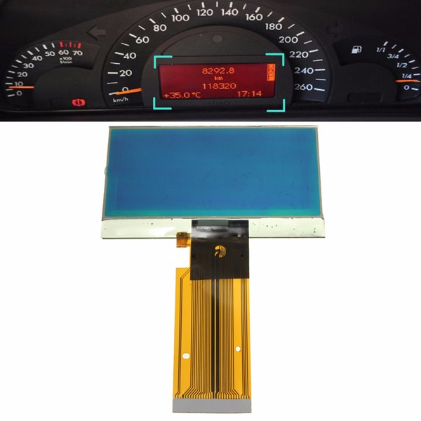 Speedometer Cluster LCD Screen Glass Instrument For Mercedes W203 C230 C240 C320 (Eachine1) Memphis Used search