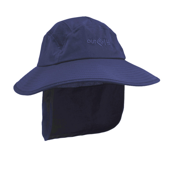 Buy Fashion Men Wide Birm Sun Hat Ear Neck Protaction Outdoor Quick-dry Hunting Fishing Hiking