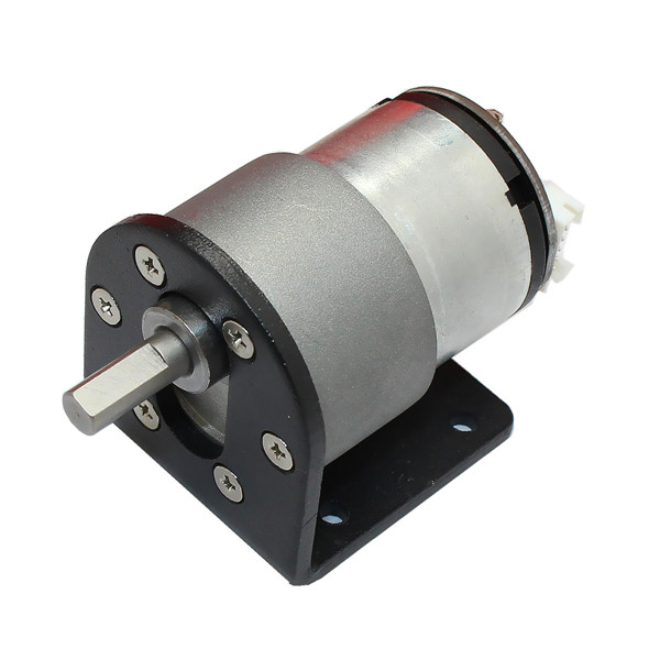 DC 12V 320rpm Encode Gear Reducer Motor Electric Gear B