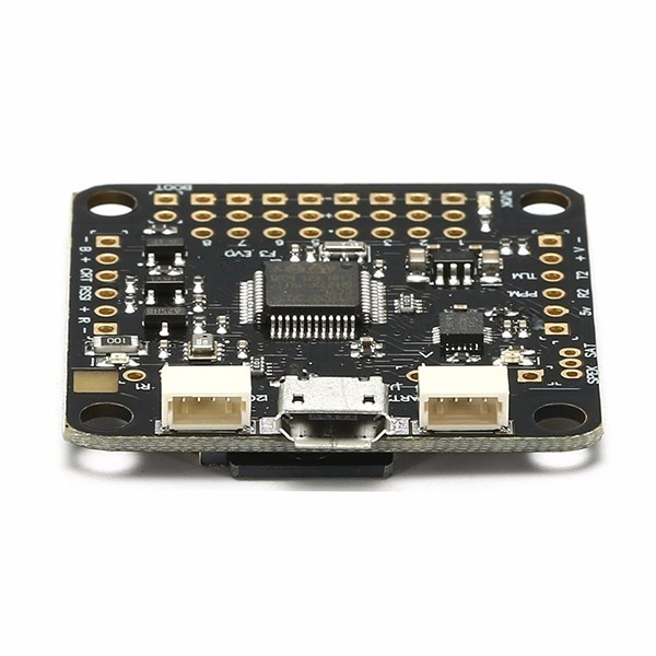 F3 EVO Cleanflight Flight Controller for Multirotor Racing w/ 4G MicroSD - Photo: 2