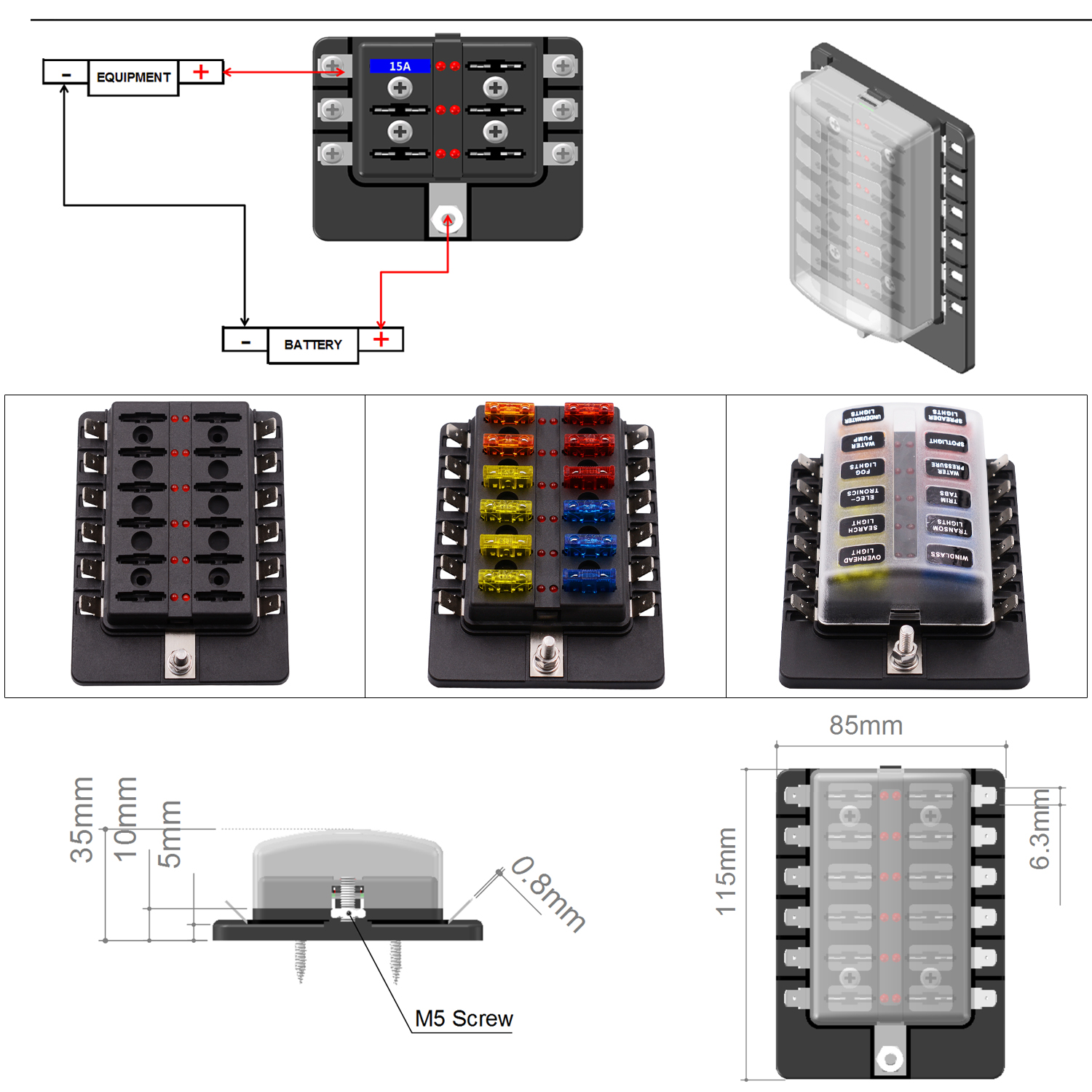 e2ab1243 1e28 4498 a353 073cf0f9efcc imars cs 579b4 12 way blade fuse box holder with led warning light  at panicattacktreatment.co