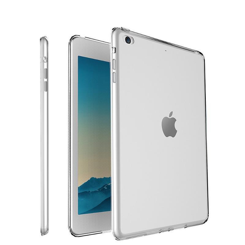 Clear Transparent Soft TPU Case For iPad Air/Air 2