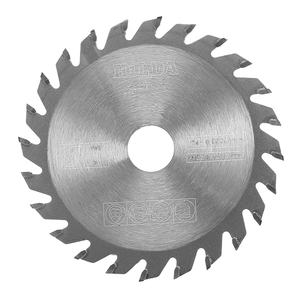 HILDA 10mm/15mm 24 Teeth TCT Alloy Saw Blade 85x1.7mm C